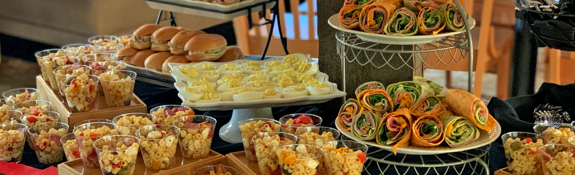 Catering from The Original Gourmet Brunch on Cape Cod