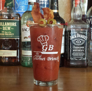 Bloody Mary at The Original Gourmet Brunch on Cape Cod
